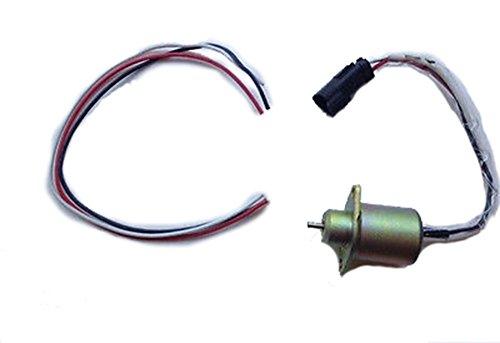Fuel Shut Off Shutdown Solenoid 17594-6001-4 Kubota Yanmar Synchro Start SA4569T -  RPG, SA4569T / SA-4569-T