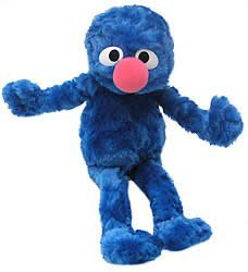 Sesame Street Elmo, Grover, Big Bird, Cookie Monster,