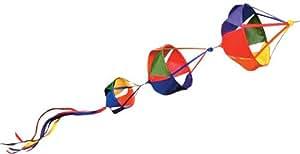 Premier Kites 22601 Wind Garden Spinnies Set, Rainbow, Small