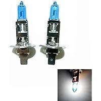 DZXGJ® bombillas de luz blanca super blanca h1