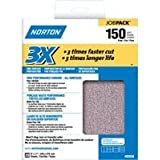 Norton 2638 9 x 11 In. 3X Job Pack 150