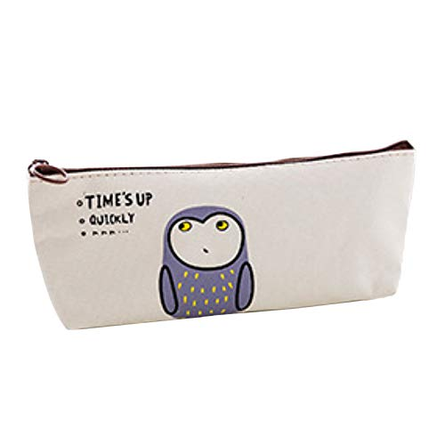 KLGDA Pencil Case,Deluxe Large Capacity Pencil Box Cosmetic Pencil Bag Pen Case,Students Stationery Pouch Zipper Bag for School Supplies,Tools,Gadgets (B, 21x8x4cm)