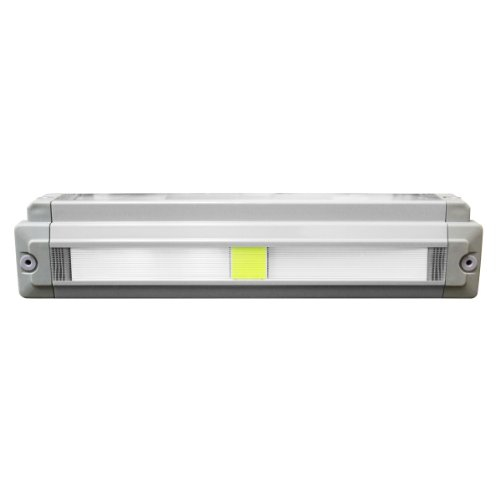 UPC 854433001666, Gama Sonic Sol-Gate Solar LED Light Fixture for Gates and Barriers, Right-Angle Mount, Set of 2 #GS-61A
