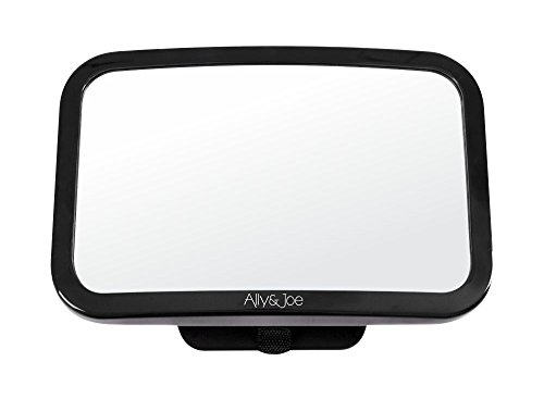 Backseat Mirror For Baby - Suitable For Use With All Rear Fa