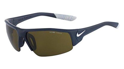 Nike EV0857-002 Skylon Ace XV Sunglasses (One Size), Matte Dark Magnet Grey/White, Max Outdoor - Ace Nike Sunglasses Skylon
