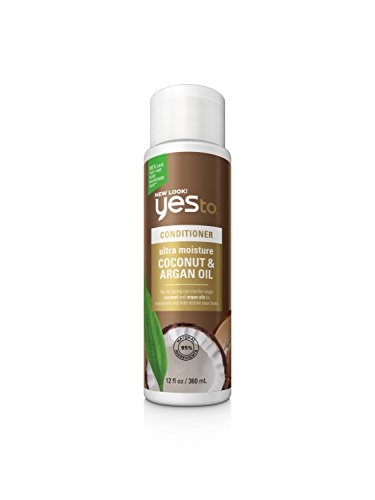 Yes To Naturals Ultra Moisture Conditioner, Coconut & Argan