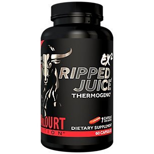 Betancourt Nutrition Ripped Juice EX2 Thermogenic, 60 Capsules