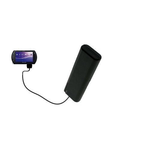 AA Battery Pack Charger compatible with the Sony PSP GO