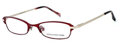 JONES NEW YORK J468 Eyeglasses Red 50-18-135