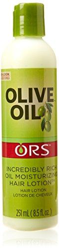 Organic Root Stimulator Olive Oil Hair Lotion 8.5 oz.