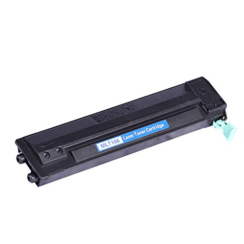 YJOFFIcCompatible with Samsung MLT-D106S Toner Cartridge, for Samsung ML-2245 Printer,Black ()