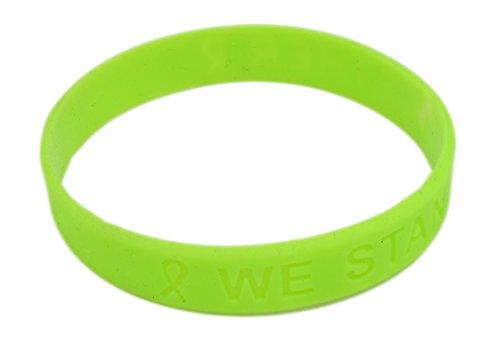 Mental Health Awareness Silicone Bracelet for only (Mental Health Awareness Bracelets)