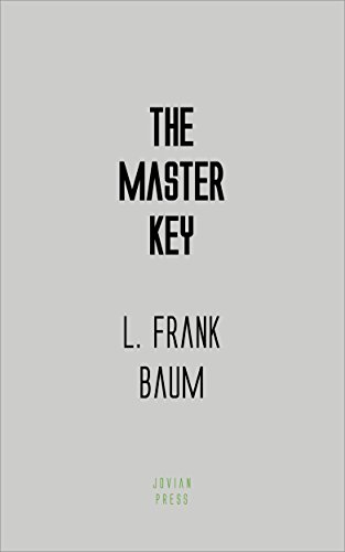 book cover of The Master Key
