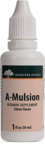 Genestra Seroyal A Mulsion 10,000 IU 30ml