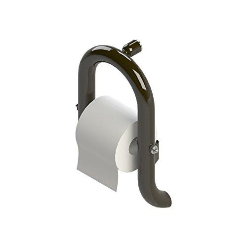 Invisia INV-WTRH-ORB Wall Toilet Roll Holder Oil Rubbed Bronze by Invisia
