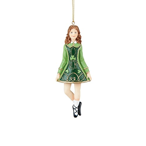 C&F Home Irish Dancer Ornament ()