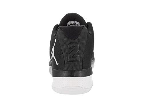 Nero Fly Uomo B Nero Jordan tecnico Tessuto Sneakers A1Yqwgq