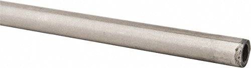 6 to 7 Ft. Long, 3/8 Inch Outside Diameter, 304 Stainless Steel Tube by Value Collection