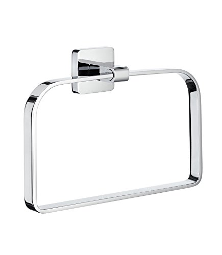 Smedbo Towel Ring (Smedbo OK344 Towel Ring, Polished Chrome)