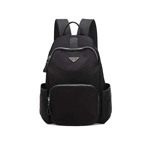 Schoolbags impermeabile Oxford Medium Lady Borsa Zaino Nero da da Colore Cloth CarrieyukiCarrie Bags Shoulder Anti Dimensioni Borsa Camouflage viaggio Donna viaggio Theft FP0qf