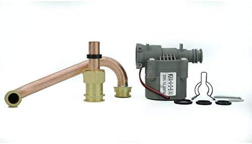 REPORSHOP - Hidrogenerador Turbina Calentador Agua Gas Junkers Neckar Todos Modelos Completo