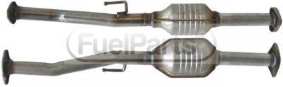 Fuel Parts AS91504 Catalytic Converter Fuel Parts UK