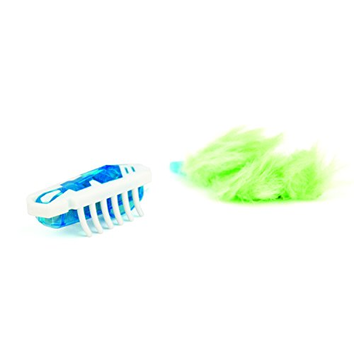 HEXBUG nano Robotic Cat Toy - Interactive Automated Cat Toy, Stimulate Hunting Instinct of Your Feline and Create Exercising Opportunities - Ships Assorted