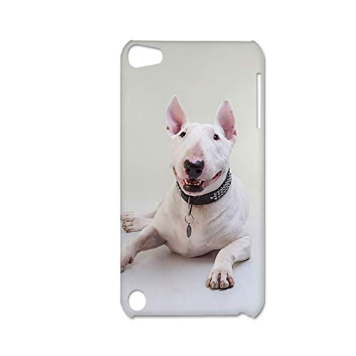 Tyboo Shell Girl for iPod Touch 5 Full Body Have Staffordshire Bull Terrier Dog Shock Resistance Pc (Ipod Touch 4 Gameboy Case)