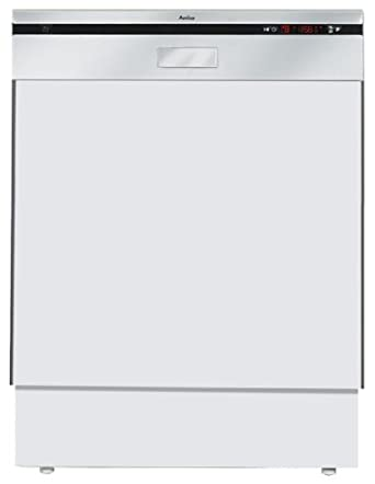 Amica EGSP 14180 E Semi-incorporado 14cubiertos A+ lavavajilla ...