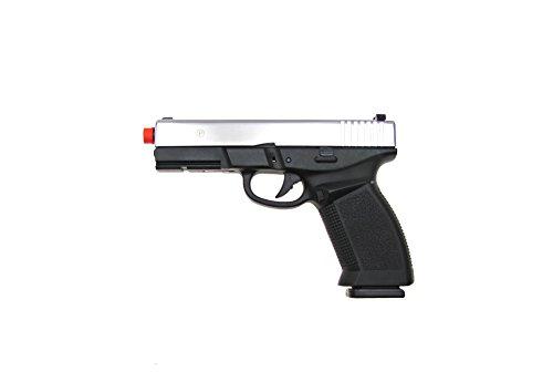 hfc model-dark hawk full metal two-tone w/gun case(Airsoft Gun)