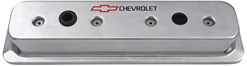 Proform 141-130 SBC Polished Die Cast Center Bolt Valve Cover ()