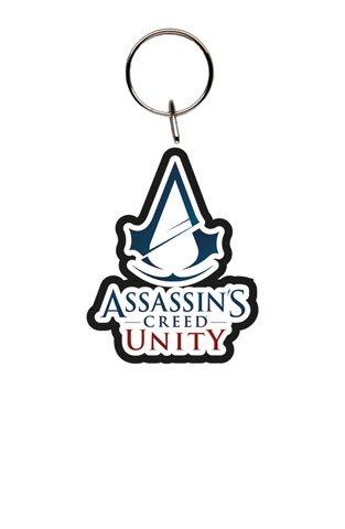 empireposter Assassins Creed - Logo - Goma Llavero - Tamaño ...