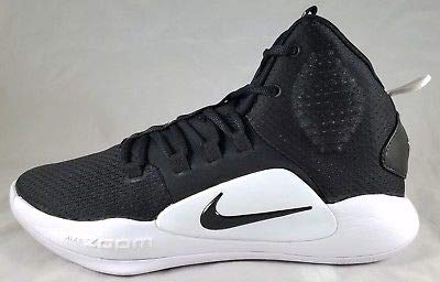 Nike Dunk Shoes - Nike Men's Hyper Dunk X(Team) Basketball Shoe,Black/Black-White, 11
