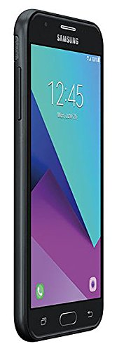"Samsung Galaxy J3 J327 (2017) 16GB Unlocked GSM 5"" HD Display Galaxy Express Prime 2 Smartphone - Dark Gray"
