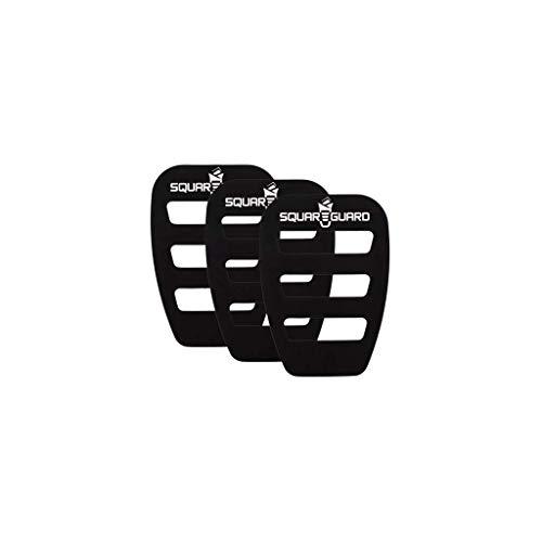 SquareGuard Pocket Square Holder (3 Pack)