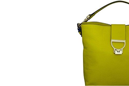 Coccinelle, Borsetta da polso donna giallo Gelb