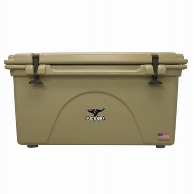 - ORCA Cooler, 75 Quart, Tan