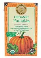 Farmers Market Organic Pumpkin-Puree-16 oz