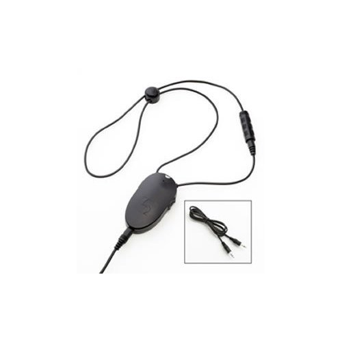 Cla7 Amplified - 5 X Clear Sounds CLA7-V2 Amplified Power Neckloop Accessory for Cell phones, iPods, Corded and Cordless Phones