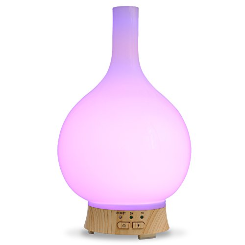 yomondo-aromatherapy-essential-oil-diffuser-100ml-ultrasonic-aroma-oil-diffuser-glass-cover-humidifi