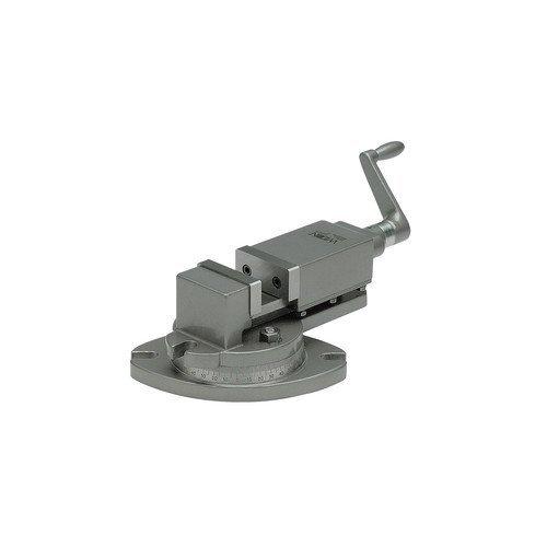 Wilton 11708 Super Precision Milling Vise 2-Inch Jaw Width, 1-Inch Depth