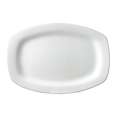 - Mikasa Lucerne White Rectangular Platter
