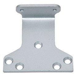 CRL Satin Aluminum Finish Parallel Arm Bracket for PR90 Surface Mounted Door Closers