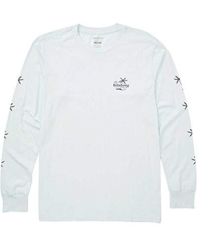 - Billabong Men's Long Sleeve T-Shirts, surf Club LS Coastal Blue, XL