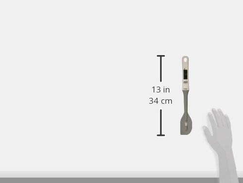 Polder THM-580-90 Digital Baking and Candy Thermometer with Spatula Stirring Attachment, White by Polder (Image #6)