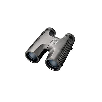 PermaFocus Binoculars, 10x42mm, BAK 7 Roof Prism, Black, 305 ft FOV @ 1000 yd from Bushnell
