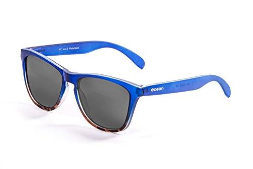 Ocean Sunglasses 40002.112 Lunette de Soleil Mixte Adulte, Bleu, Taille Unique