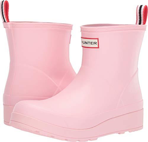 Hunter Women's Original Play Boot Short Rain Boots Candy Floss 11 M US