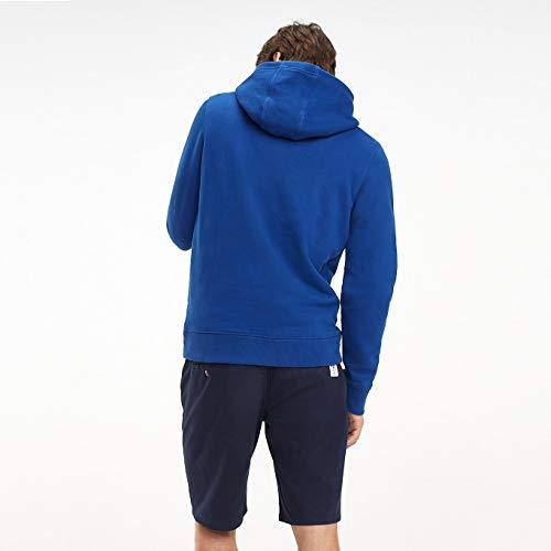 Blu Hoodie Uomo Graphic limoges Felpa Tjm 434 Essential Jeans Tommy OHS0qfx