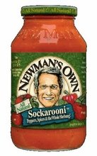 Newman`s Own Sockarooni Pasta Sauce (12x24 OZ) by Newman's Own